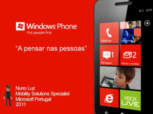 Windows Phone 75 Mango