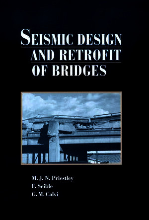 X seismic design and retrofit of bridges