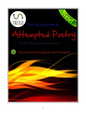 Attempted Poetry by Andre Michael Pietroschek