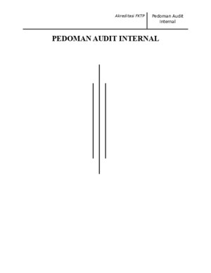 06 Pedoman Audit Internal Puskesmas
