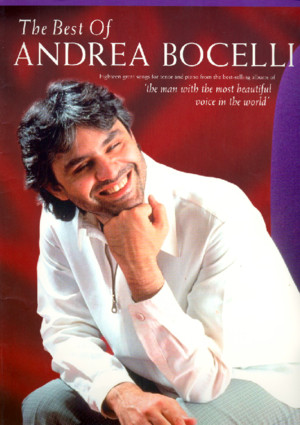 Andrea Bocelli - The Best of (Songbook)
