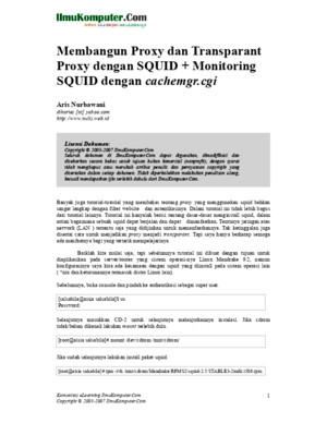 Arisnb proxy-squid-monitoring