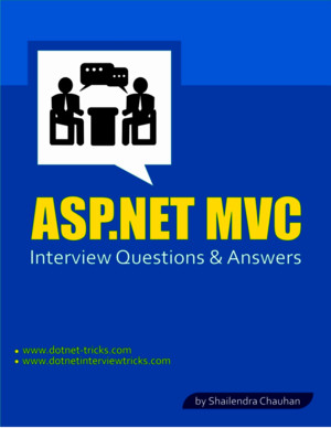 ASPnet MVC Interview Questions Answers