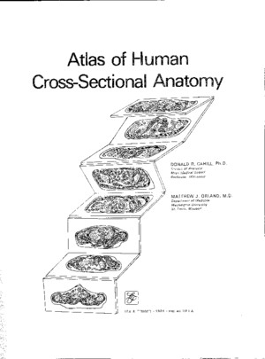 Atlas of Human Cross-Sectional-Anatomy and Orland Atlas of Human Cross Sectional Anatomy