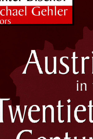 Austria in the Twentieth Centurypdf