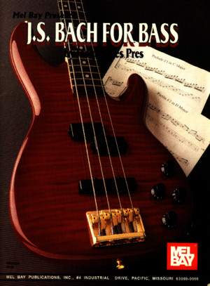 Bach for Bass Josquin Des Pres PDF