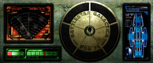Battlestar Galactica DIY BSG Express GameBoard FULL