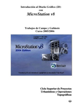Bently Micro STATION Manual