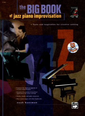 Big Book of Jazz Piano Improvisation PDF