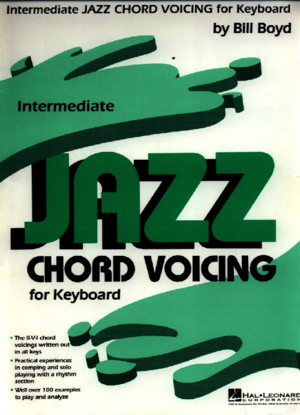 Bill Boyd - Intermediate Jazz Chord Voicing