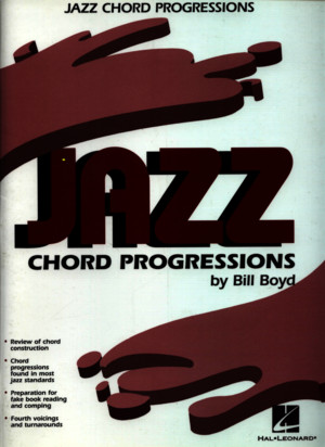Bill Boyd Jazz Chord Progressions