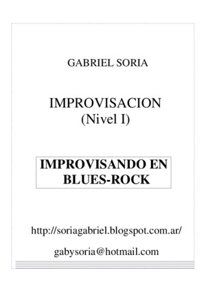 BLUES ROCK PDFpdf