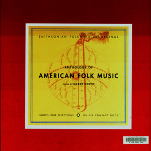 Booklet - Anthology of American Folk Music