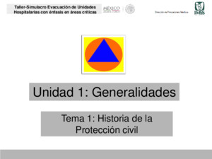 1 Historia Proteccion Civil