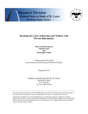 Breaking the Curse of Kareken and Wallace with private informationpdf