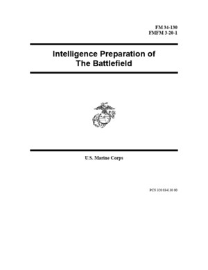 1 Intelligence Preparation of the Battlefield (IPB)