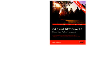 C# 6 and NET Core 10 : Modern Cross-Platform Development - Sample Chapter