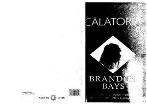 Calatoria de Brandon Bayspdf