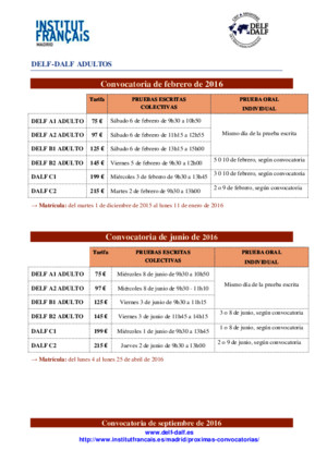 Calendarios DELF DALF ADULTES 2016-2pdf