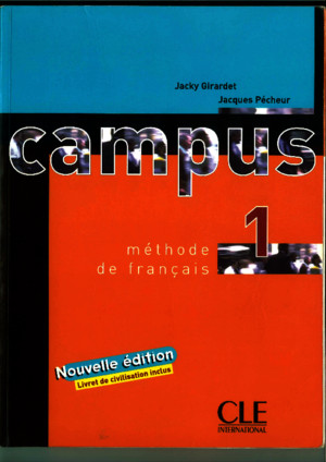 Campus 1 - Methode de Francais