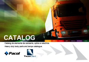 Catalog Pacol and TruckLight