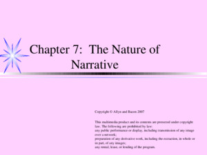 Chapter 8 Enhancing Relationships This multimedia product and its contents are protected under copyright law The following are prohibited by law: any
