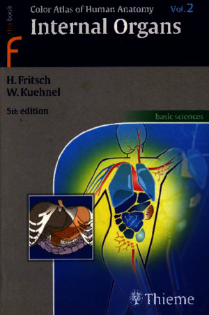 Color Atlas and Textbook of Human Anatomy Vol 2 5th Ed [Hfritsch,Wkuehnel]