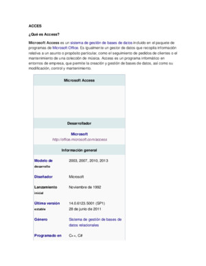 Consulta (access, base de datos, html)