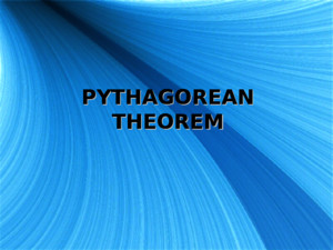 101 Pythagorean Theorem