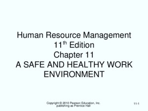 Copyright © 2010 Pearson Education, Inc publishing as Prentice Hall 14-1 Human Resource Management 11 th Edition Chapter 14 GLOBAL HUMAN RESOURCE MANAGEMENT
