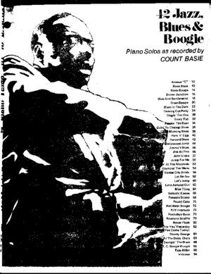 Count Basie 42 Jazz,Blues and Boogie pour piano (1)pdf