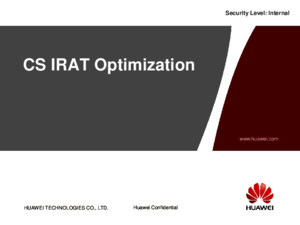CS IRAT Optimization