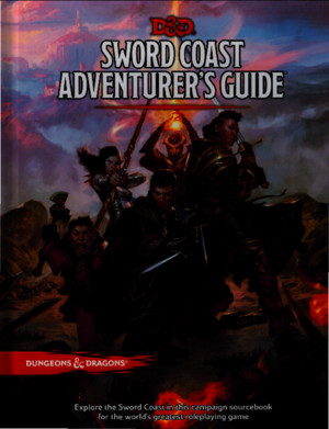 DD 5e Sword Coast Adventurer Guide