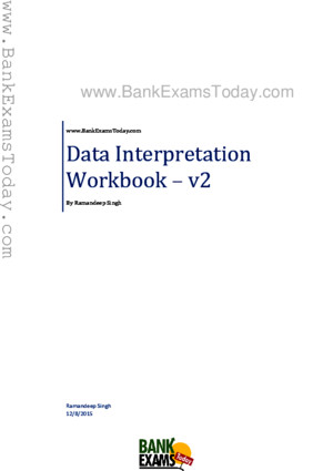 Data Interpretation Workbookpdf