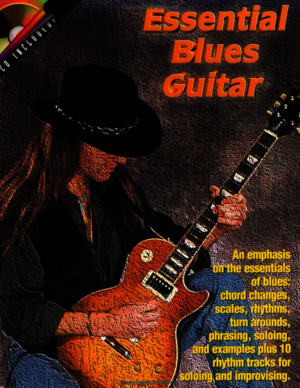 Dave Celentano - Essential Blues Guitar