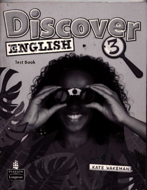 Discover English Test Book