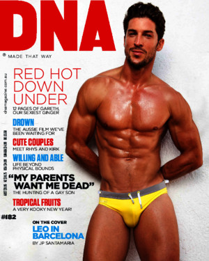DNA Magazine - Issue 182 2015