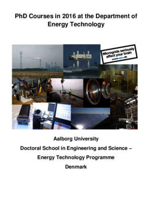 131510 Phd Courses 2016 Catalogue
