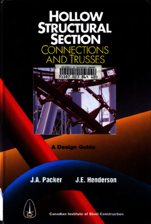 142316097 Design Guide Hollow Structural Sections Connections and Trusses