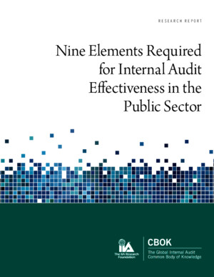 1500994_5031dl_Nine Elements Required for Internal Audit Effectiveness in the Public Sectorpdf