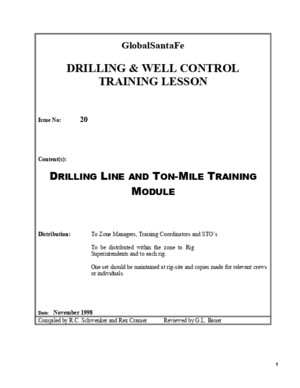 Drilling Line _ Ton Mile (1)