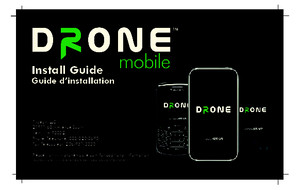Drone Mobile Dr-1000 Install Guide
