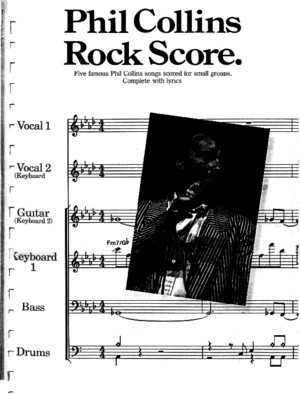 [Drum] Phil Collins - Rock Score (Full band)pdf