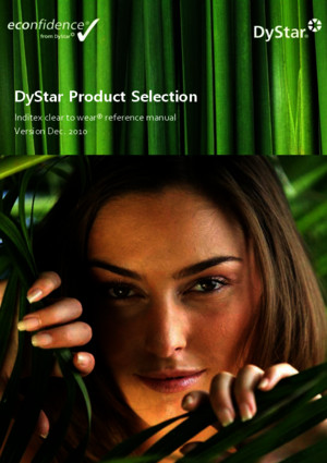 DyStar Product Selection_Inditex Clear to Wear_Version Dec 2010