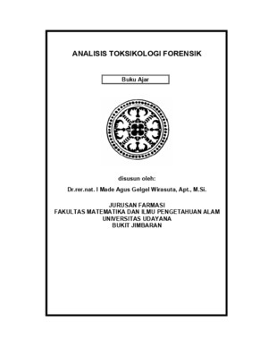 eBook Analisi Toksikologi Forensik
