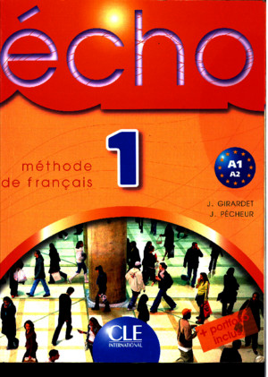 Echo1 Methode de Francais a1 a2