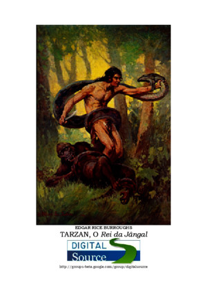 Edgar Rice Burroughs - Tarzan 11 - Tarzan, Lord of the Jungle
