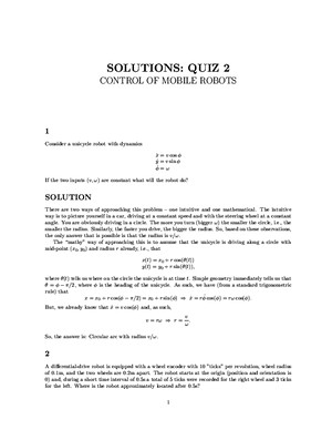 EE 244 Quiz 2 Solutions
