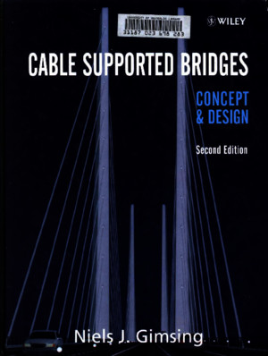 190173730 Cable Supported Bridges Concept and Design 2nd Ed