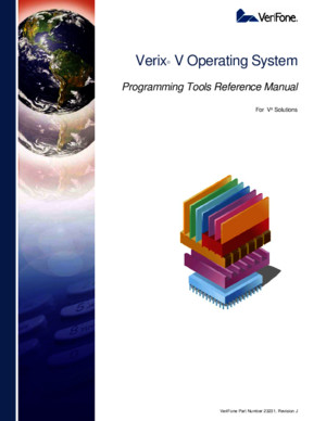 218689934 23231 Verix v Operating System Programming Tools Reference Manual